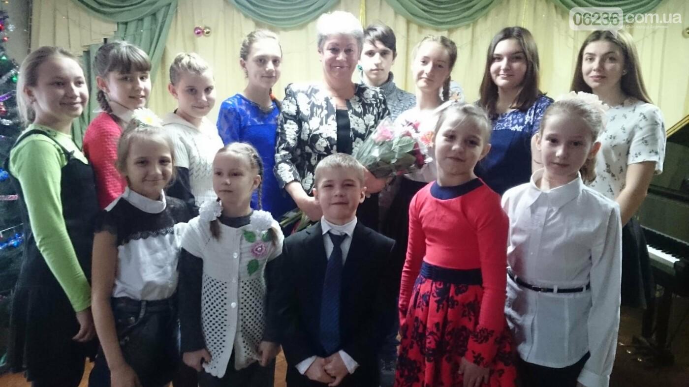 Творческие вечера, концерты и юбилеи: В Авдеевской музыкальной школе подвели итоги января (ФОТО), фото-3