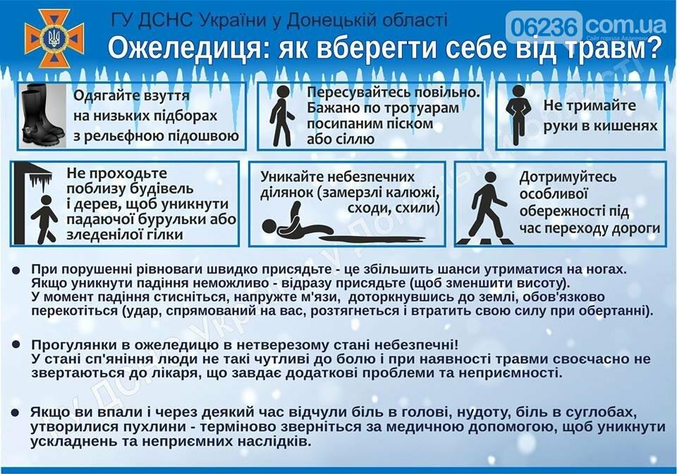На Донетчине ухудшатся погодные условия, - ГСЧС (ИНФОГРАФИКА), фото-2