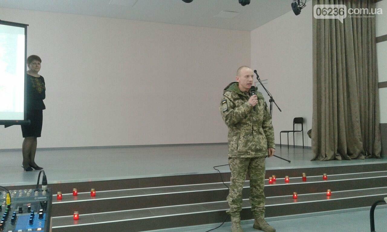 В Авдеевке прошли мероприятия к 100-летию боя под Крутами (ФОТО), фото-6