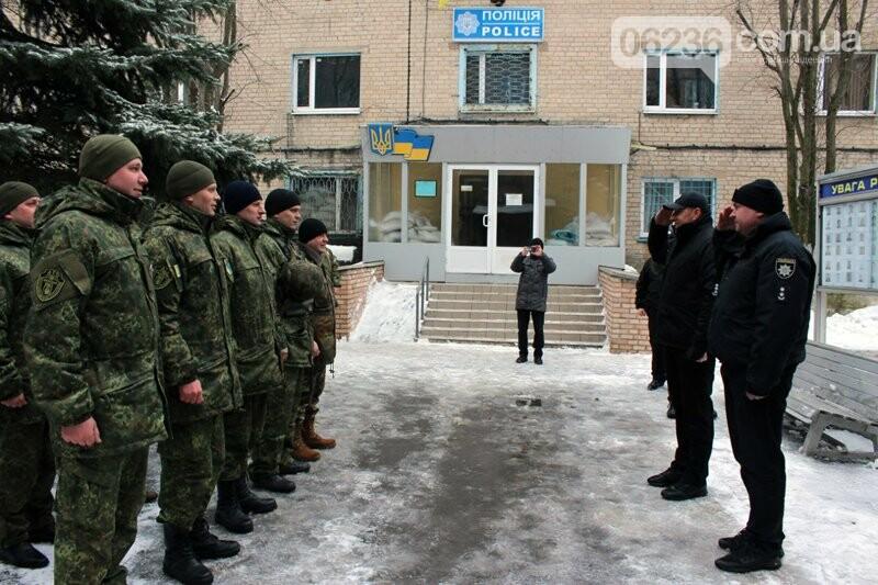 В Авдеевском отделении полиции состоялось торжественное вручение званий пяти полицейским с Хмельнитчины (ФОТОФАКТ), фото-1