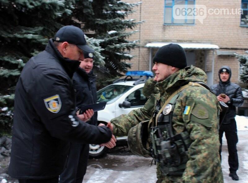 В Авдеевском отделении полиции состоялось торжественное вручение званий пяти полицейским с Хмельнитчины (ФОТОФАКТ), фото-6