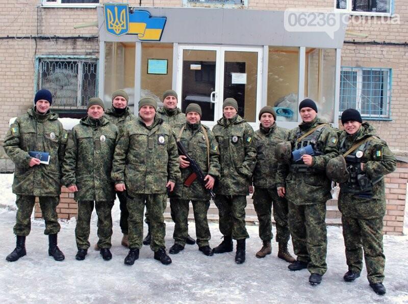 В Авдеевском отделении полиции состоялось торжественное вручение званий пяти полицейским с Хмельнитчины (ФОТОФАКТ), фото-3