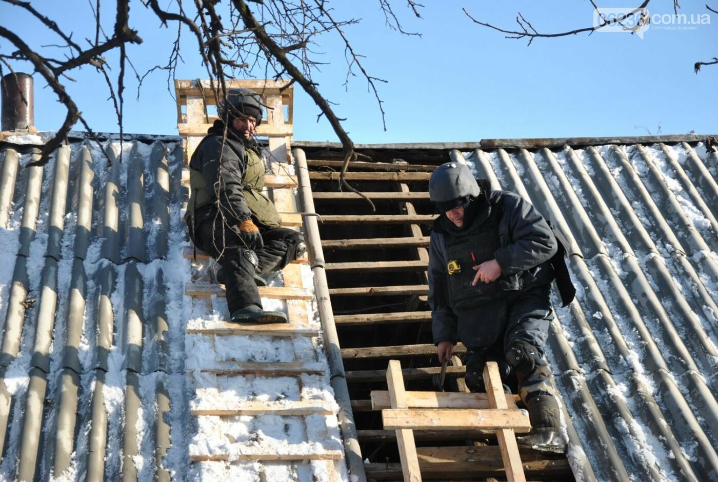 В Авдеевке продолжаются восстановительные работы (ФОТО), фото-3