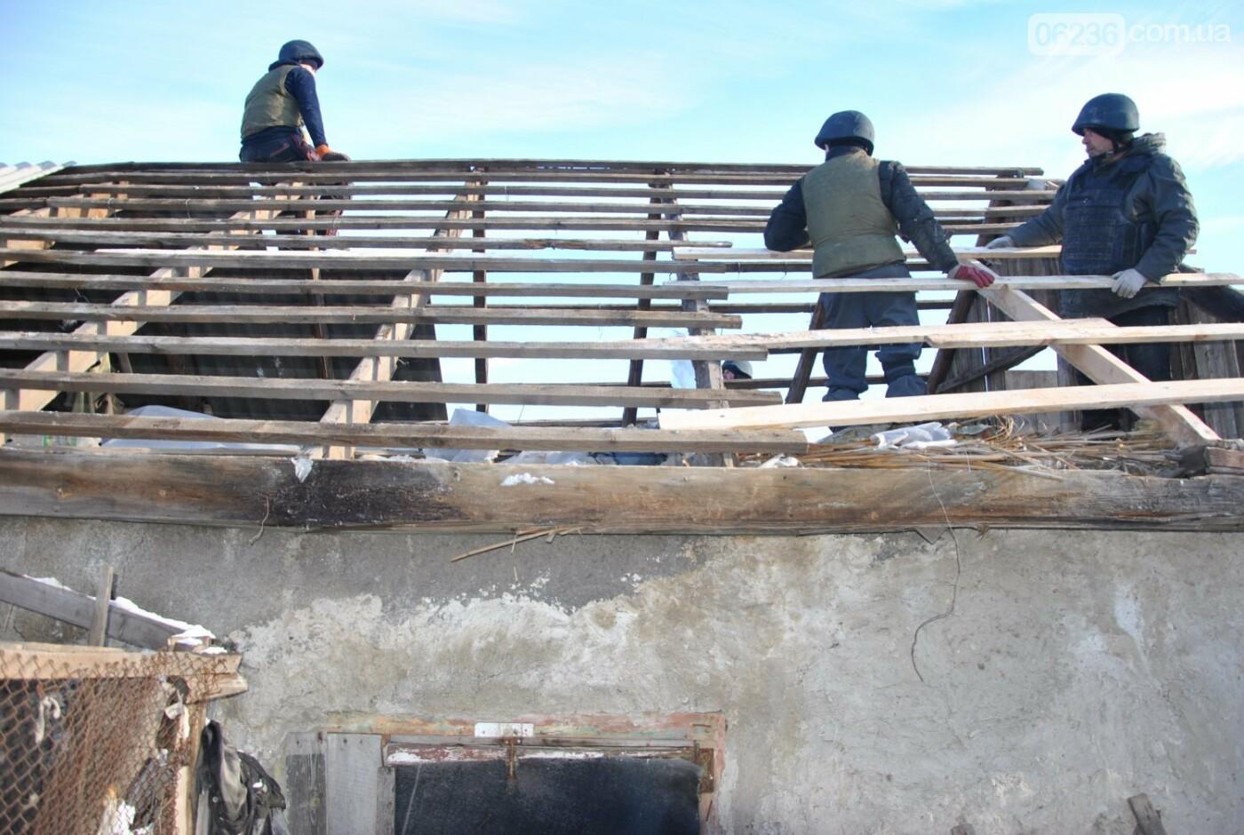 В Авдеевке продолжаются восстановительные работы (ФОТО), фото-2