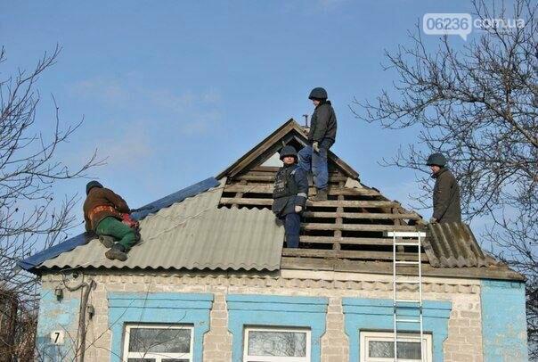 В Авдеевке продолжают восстанавливать жилой фонд (ФОТО), фото-1