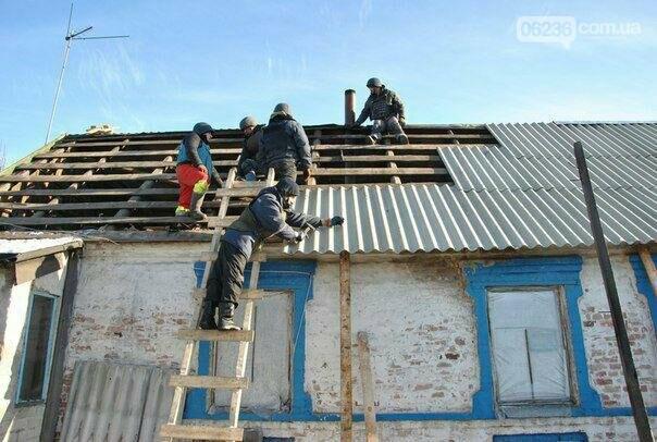 В Авдеевке продолжают восстанавливать жилой фонд (ФОТО), фото-2