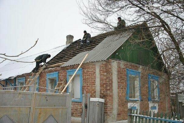 В Авдеевке продолжают восстанавливать жилой фонд (ФОТО), фото-4