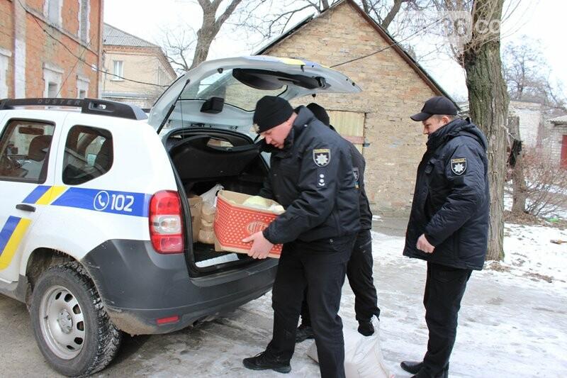 Авдеевские семьи получили подарки от полиции (ФОТО), фото-4