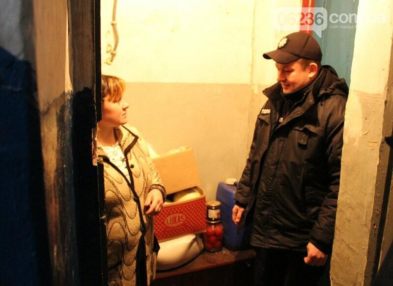 Авдеевские семьи получили подарки от полиции (ФОТО), фото-1