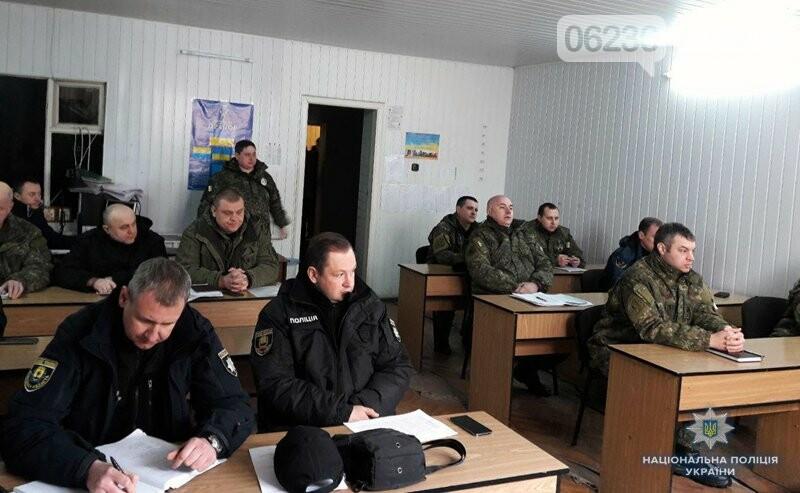 Авдеевские полицейские отрапортовали по итогам работы сектора превентивной деятельности (ФОТО), фото-2