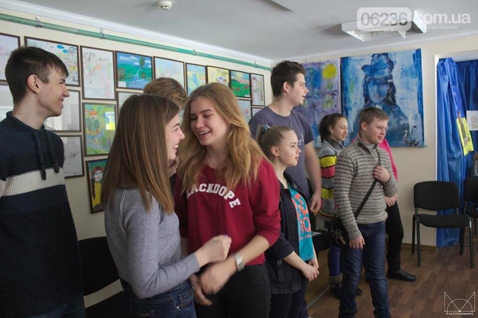 Культурная Авдеевка: театральные мастер-классы и арт-проект (ФОТОРЕПОРТАЖ), фото-7