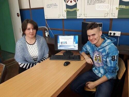 Научные работы двух авдеевских школьников  будут представлены на конкурсе Малой академии наук Украины(ФОТО), фото-2