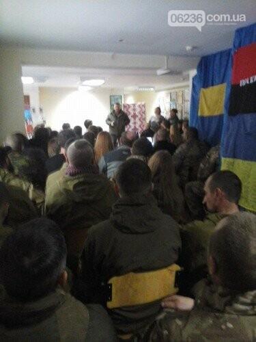 Добровольцам вручили медали «За оборону Авдеевки» (ФОТО), фото-2