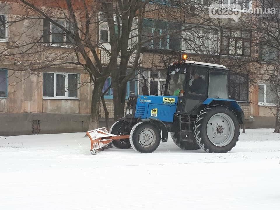 Авдеевские коммунальщики вышли на борьбу со стихией (ФОТО), фото-8