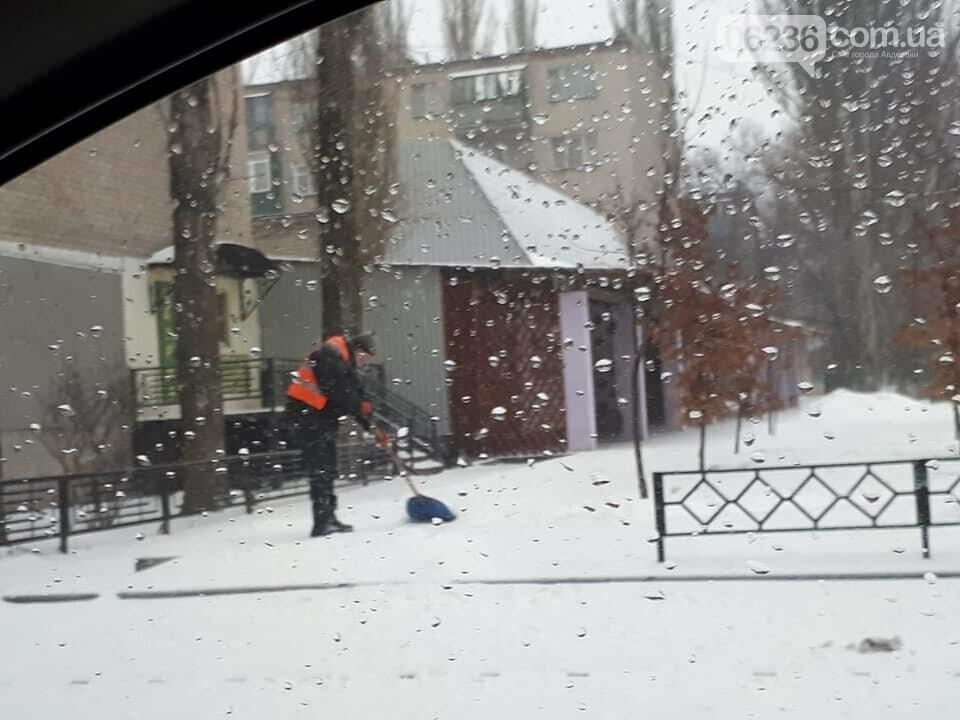Авдеевские коммунальщики вышли на борьбу со стихией (ФОТО), фото-4