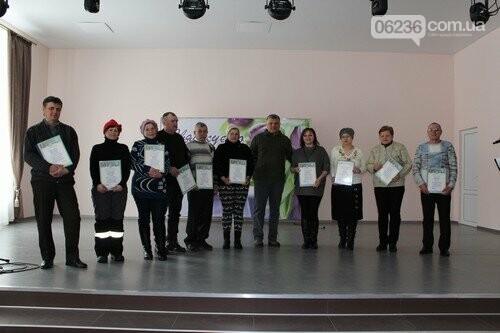 В Авдеевке поздравляли работников ЖКХ (ФОТО), фото-1
