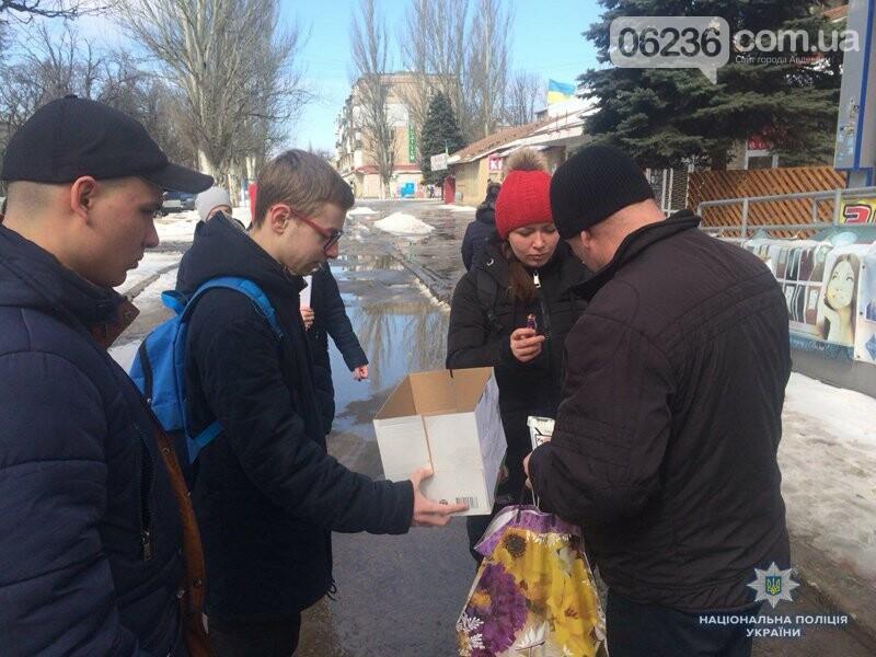 В Авдеевке меняли сигареты на конфеты (ФОТО), фото-4