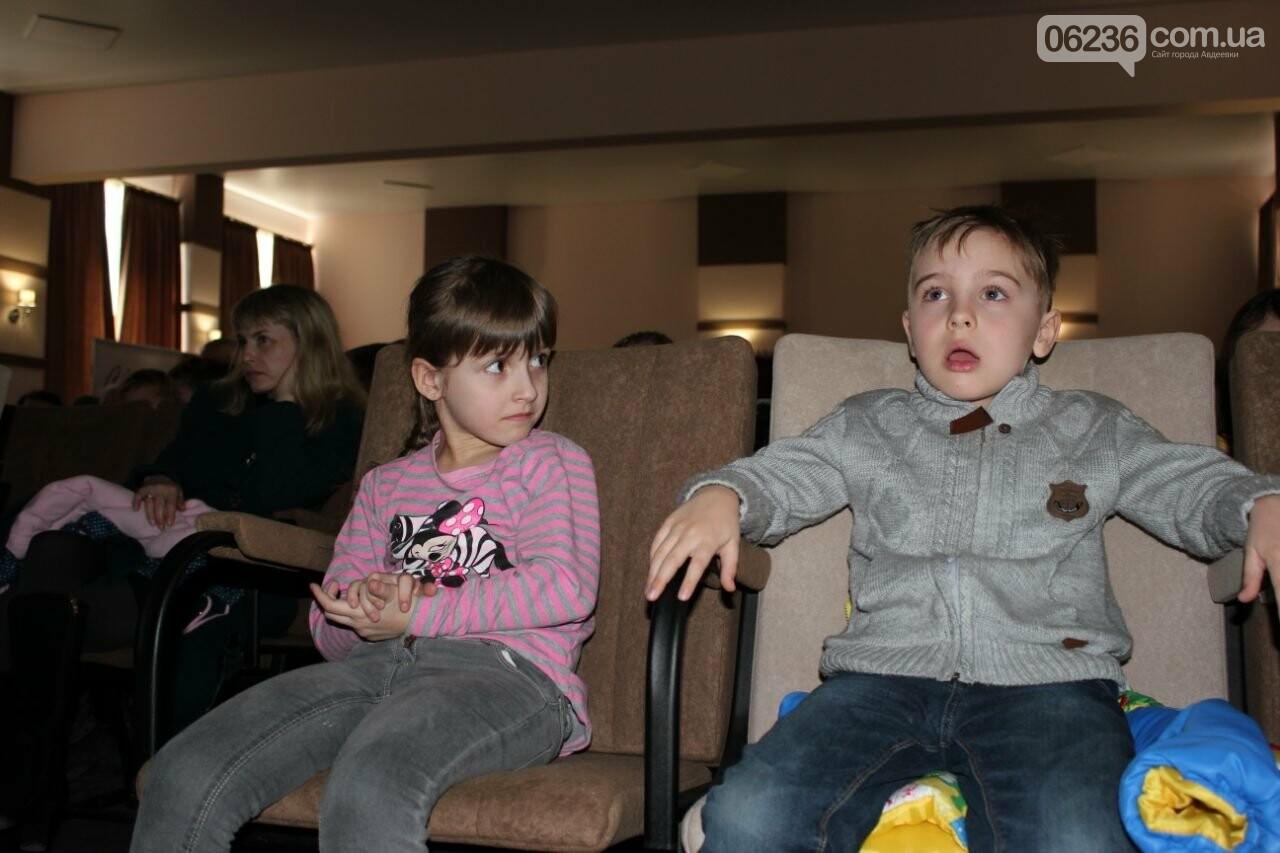 В Авдеевке стартовал фестиваль современного украинского кино (ФОТО) , фото-2