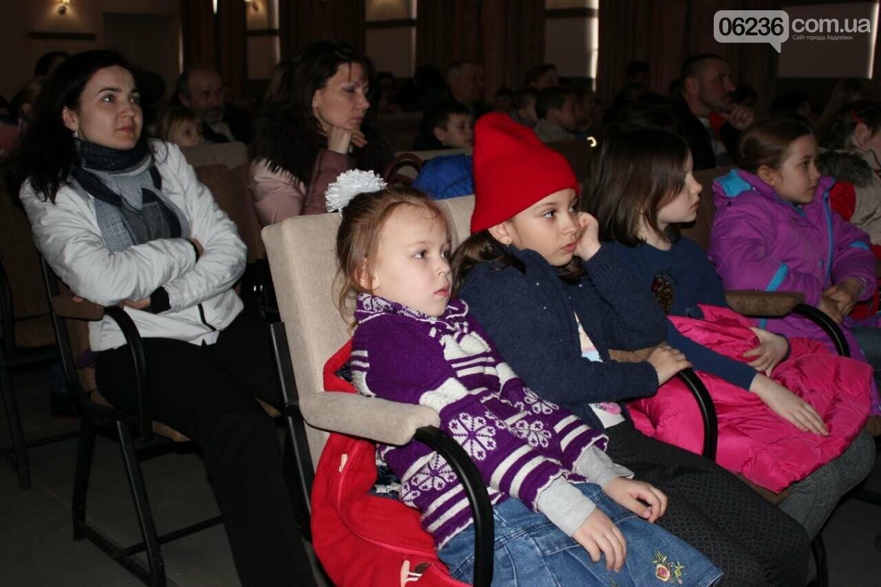 В Авдеевке стартовал фестиваль современного украинского кино (ФОТО) , фото-3