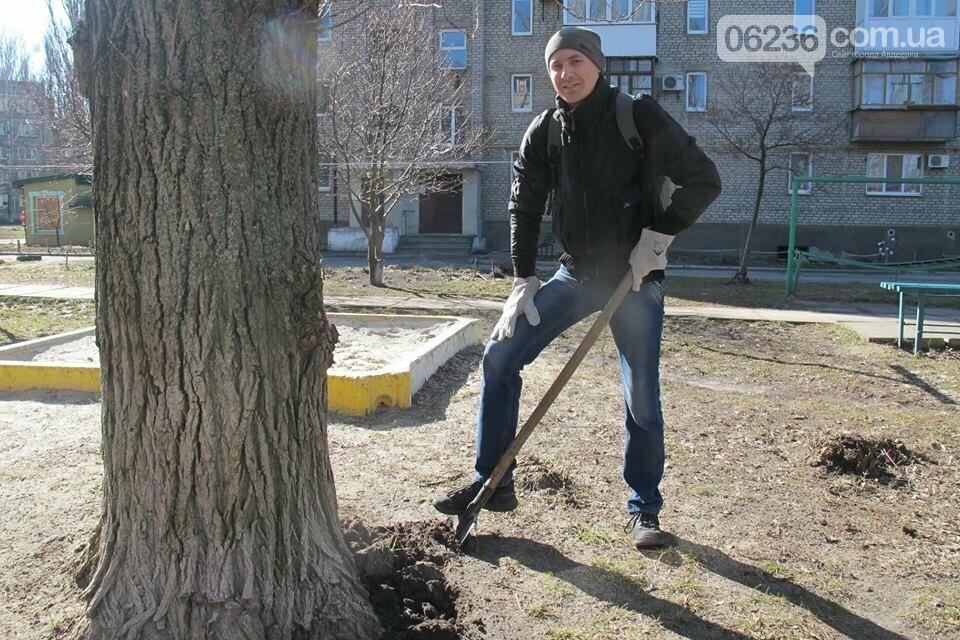 Чистый четверг: авдеевцы вышли на уборку родного города (ФОТООТЧЕТ), фото-7