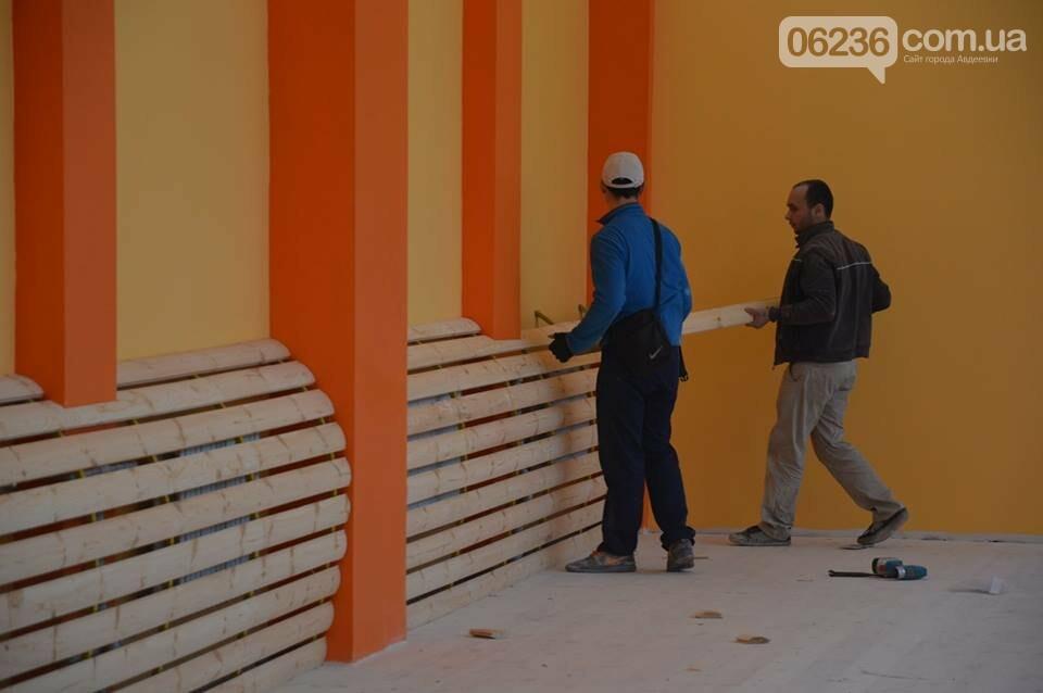 Капремонт спортивного зала школы №5 вышел на финишную прямую (ФОТО), фото-1