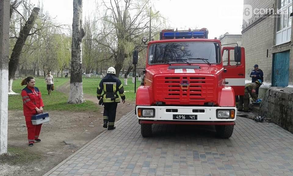 В Авдеевке эвакуировали школьников (ФОТО), фото-5