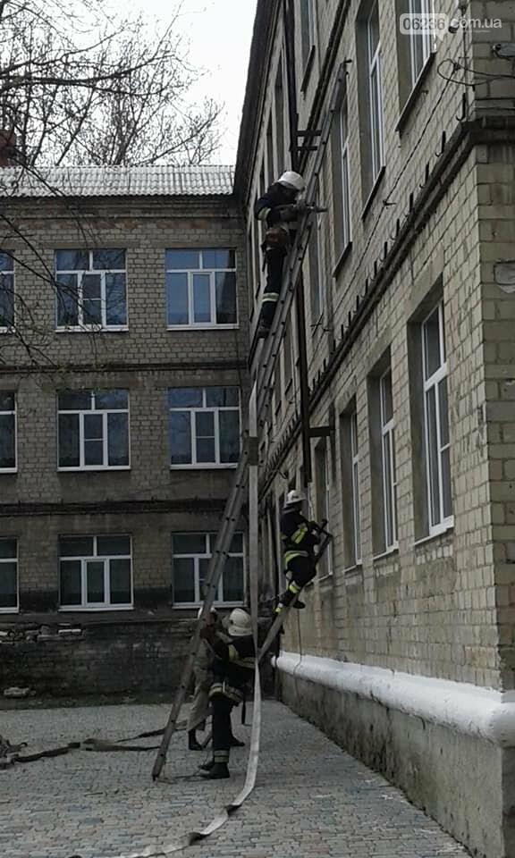 В Авдеевке эвакуировали школьников (ФОТО), фото-6