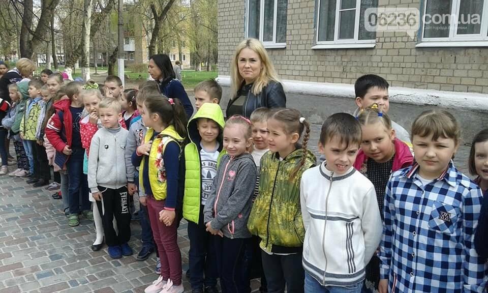 В Авдеевке эвакуировали школьников (ФОТО), фото-10