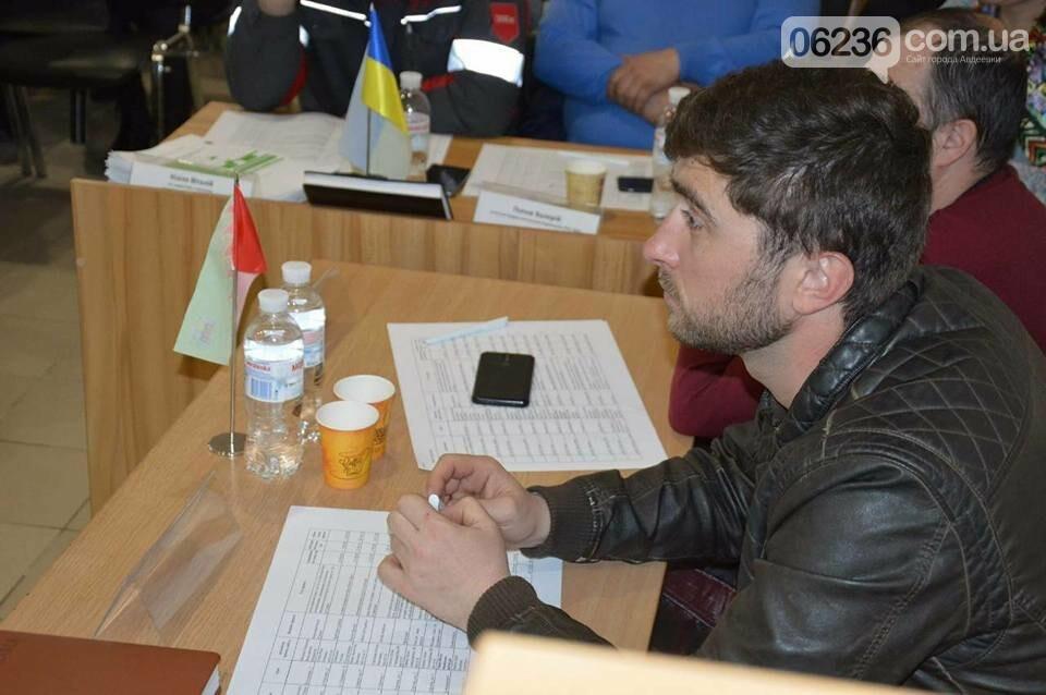 В Авдеевке защищали проекты по благоустройству родного города (ФОТО), фото-5
