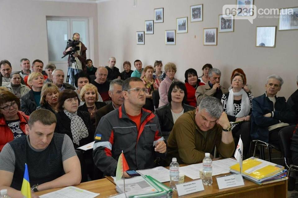 В Авдеевке защищали проекты по благоустройству родного города (ФОТО), фото-8