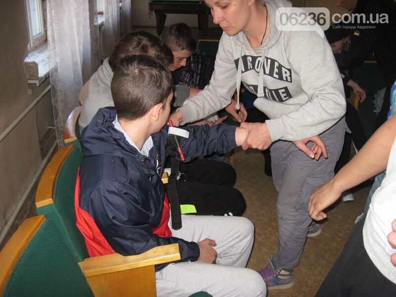 Будущих полицейских учили оказывать неотложную медицинскую помощь (ФОТО), фото-5
