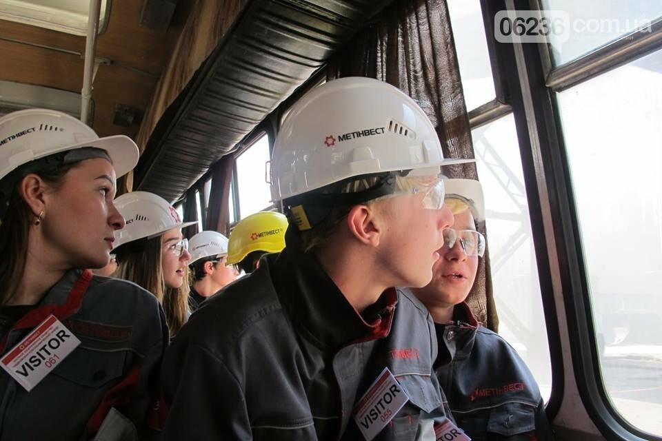 Авдеевские коксохимики рассказали школьникам о работе предприятия (ФОТО), фото-1