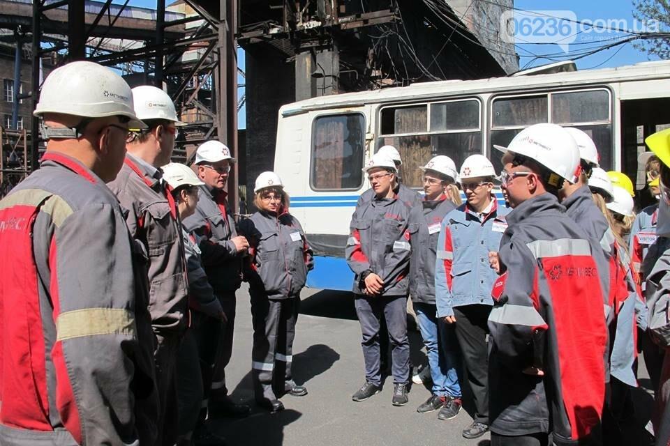 Авдеевские коксохимики рассказали школьникам о работе предприятия (ФОТО), фото-2