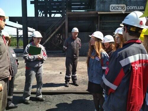 Авдеевские коксохимики рассказали школьникам о работе предприятия (ФОТО), фото-3