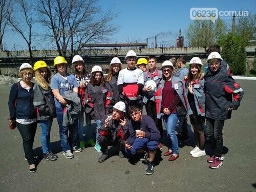 Авдеевские коксохимики рассказали школьникам о работе предприятия (ФОТО), фото-6