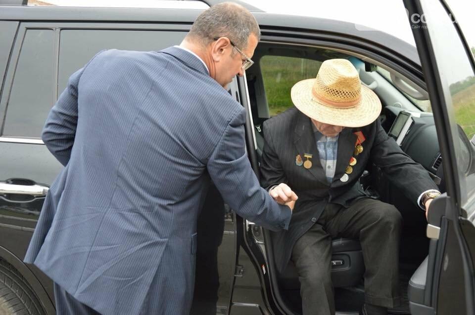 Авдеевских ветеранов поздравили с 73-м Днем Победы (ФОТО), фото-3