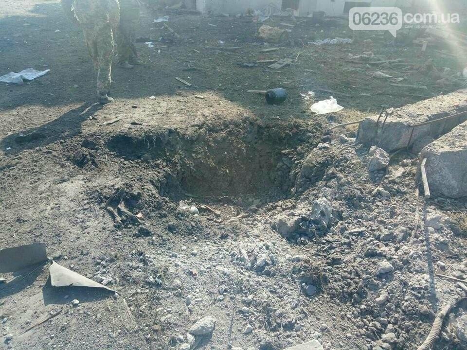 Озвучены подробности ночного обстрела Авдеевки (ФОТО), фото-3
