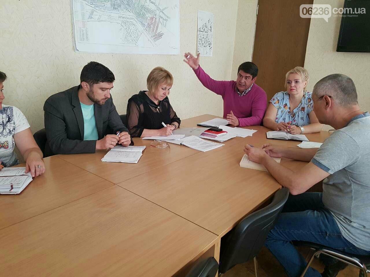 Конструктивный диалог – ключ к успешному развитию Авдеевки, фото-1