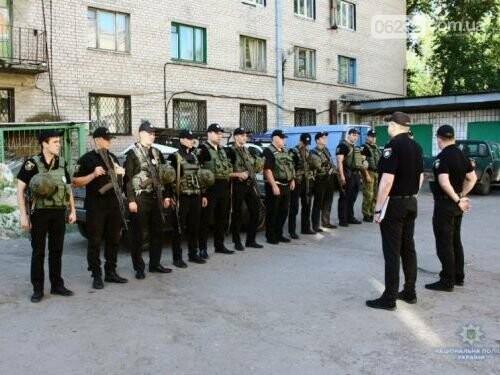 Авдеевскую полицию подняли по «Тревоге», фото-1