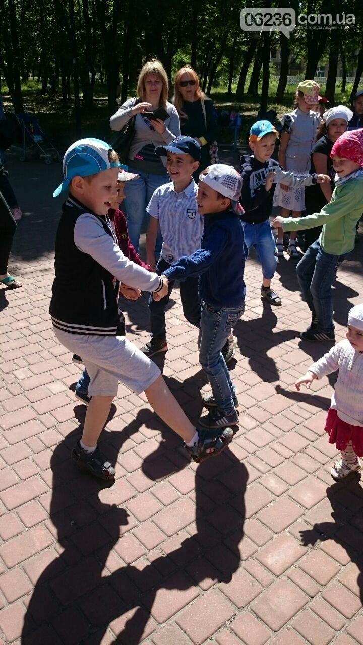 В Авдеевке для детворы устроили праздник радости и надежды (ФОТОРЕПОРТАЖ), фото-10