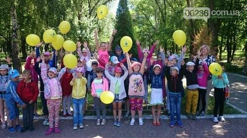 В Авдеевке для детворы устроили праздник радости и надежды (ФОТОРЕПОРТАЖ), фото-1