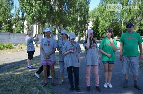 Сегодня авдеевские студенты и люди с инвалидностью покоряли спортивный Олимп, фото-3