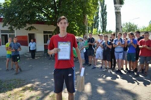 Сегодня авдеевские студенты и люди с инвалидностью покоряли спортивный Олимп, фото-1