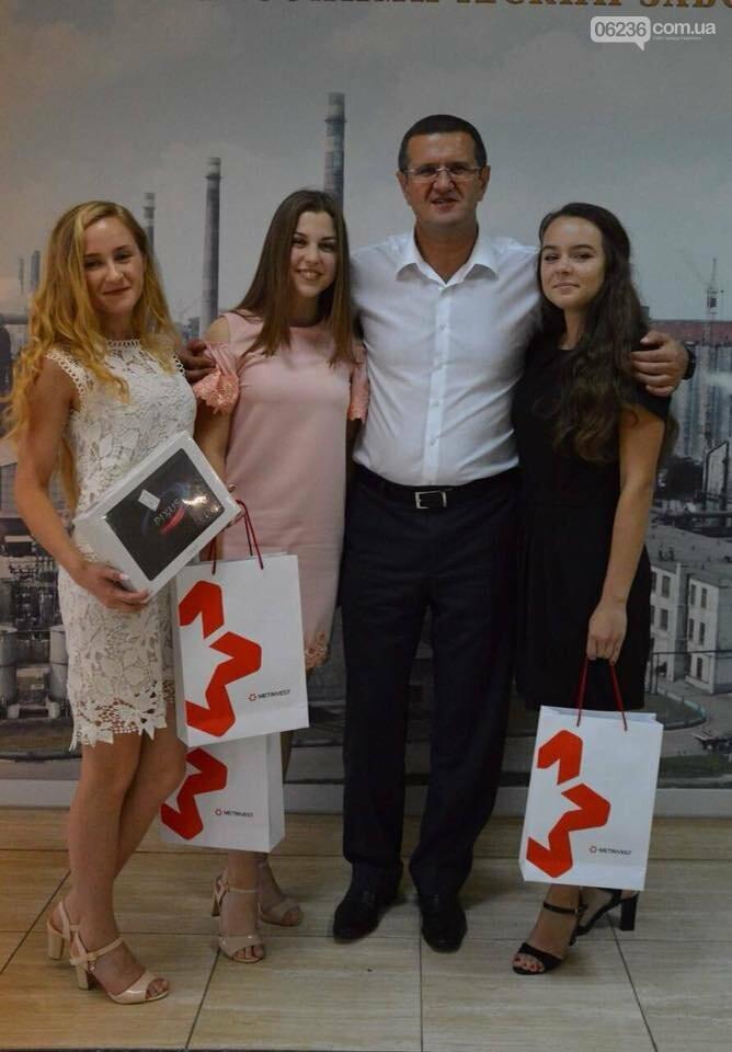 Генеральный директор АКХЗ поздравил авдеевских медалистов (ФОТО), фото-1