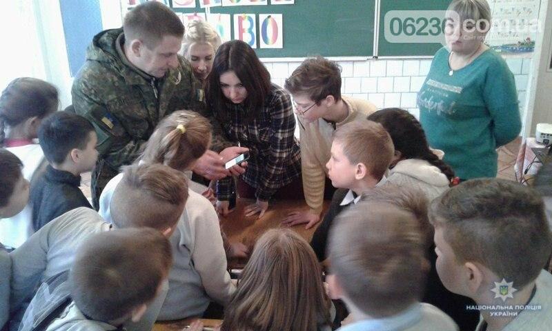 Авдеевский полицейский стал опорой и поддержкой для местных детей (ФОТО), фото-4