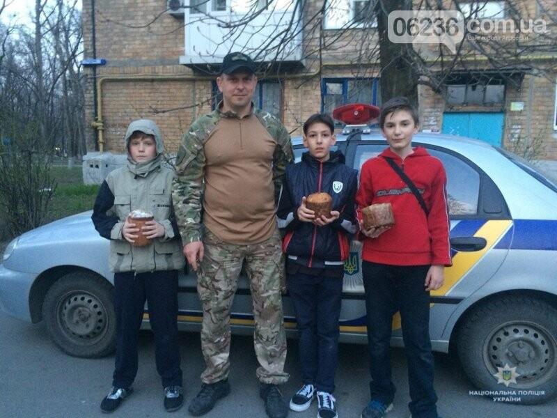 Авдеевский полицейский стал опорой и поддержкой для местных детей (ФОТО), фото-5