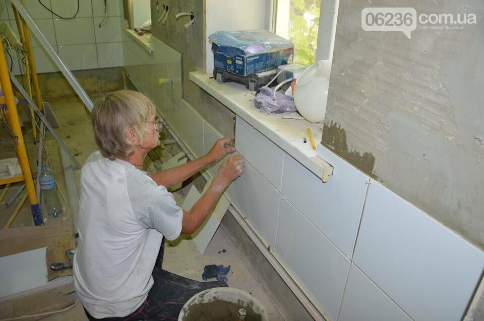 В детском саду «Теремок» продолжается ремонт пищеблока (ФОТОФАКТ), фото-2