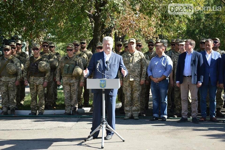 На Авдеевском коксохиме был подписан закон о соцгарантиях для украинских военных (ФОТОФАКТ), фото-4
