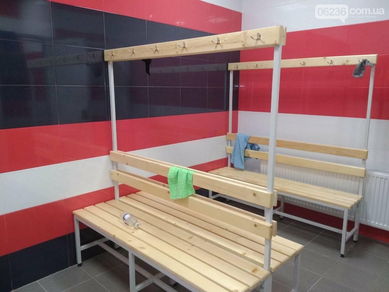 АКХЗ подарил авдеевской школе спортивный зал (ФОТОРЕПОРТАЖ), фото-4