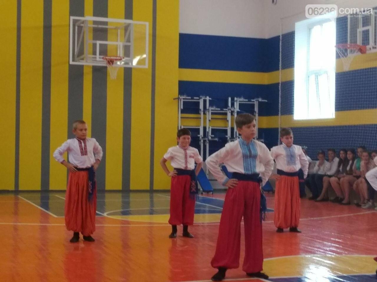 АКХЗ подарил авдеевской школе спортивный зал (ФОТОРЕПОРТАЖ), фото-11